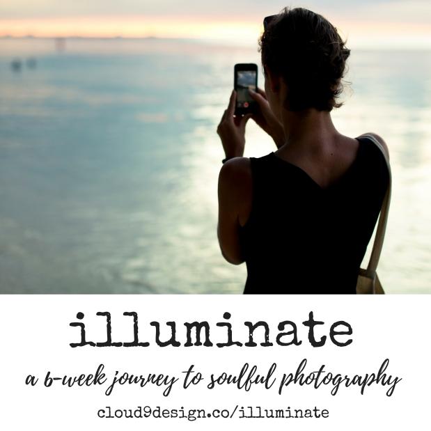 illuminate: a 6 week journey to soulfulphotography